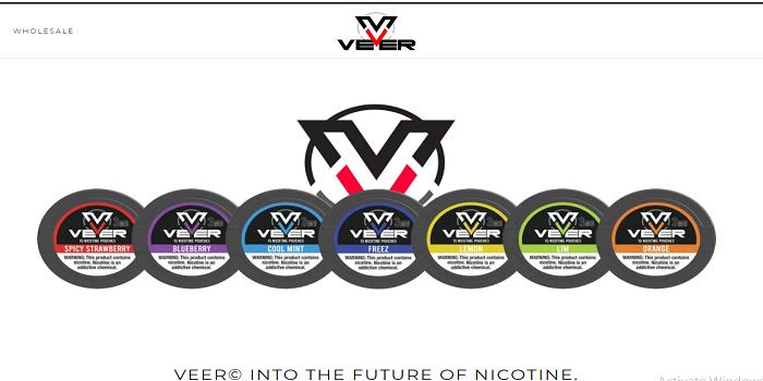 Smokeless nicotine